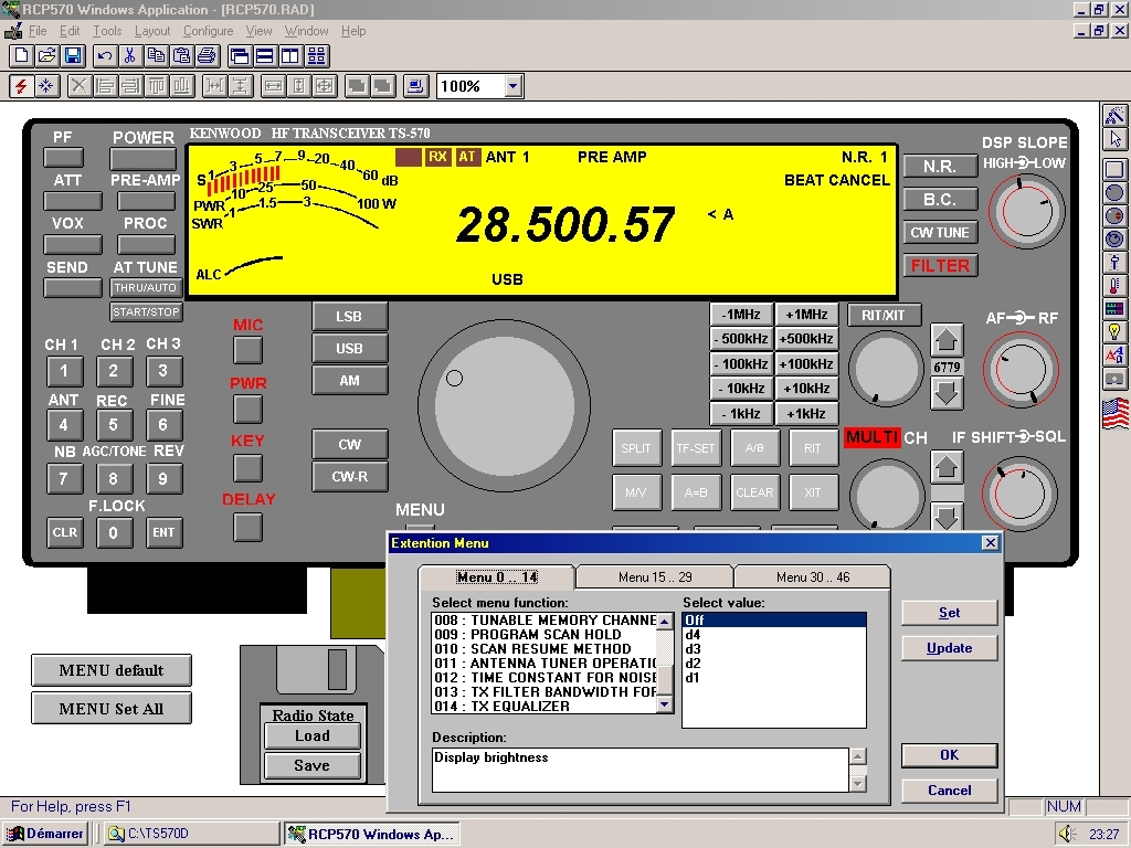 Ham Software Review By Lx4sky Western Star Speed Control Wire Diagram 2000