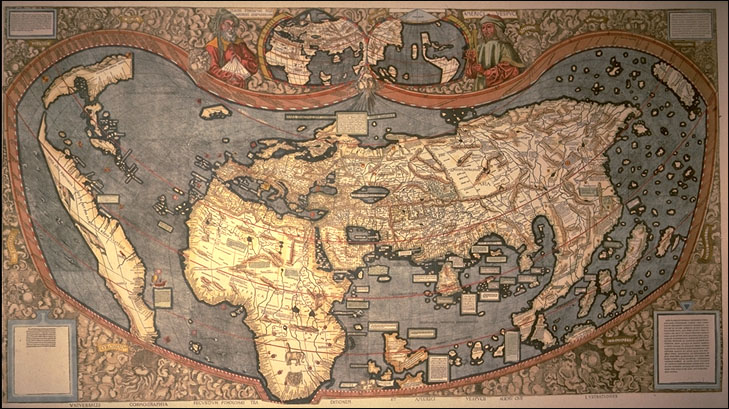 The Portuguese Role in Exploring and Mapping the New World