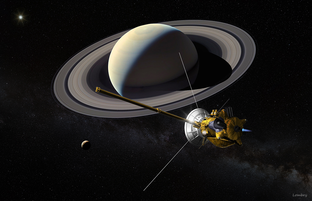 why the cassini hyugens space probe The cassini spacecraft's dive in between saturn's the cassini spacecraft is going where no ship has gone it took cassini and the huygens lander.