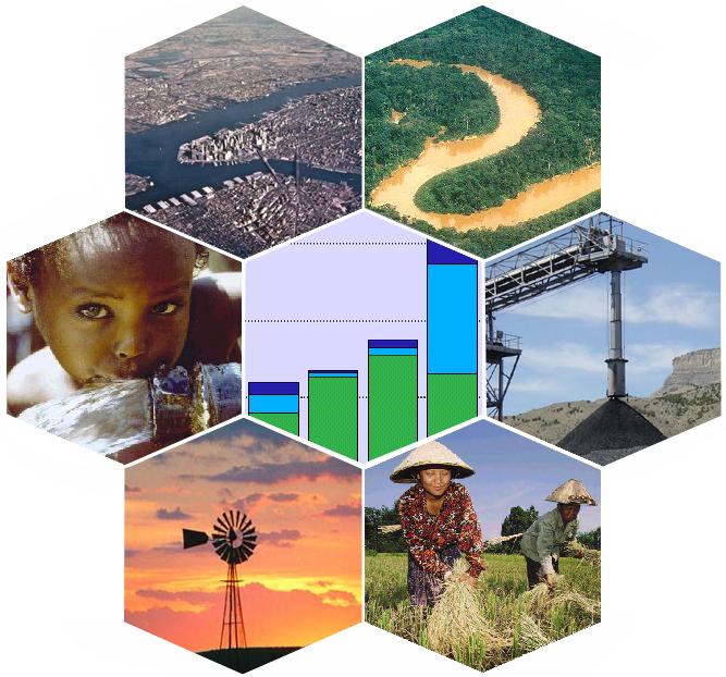 Bekannt 2050 : La Terre en héritage - Tendances du développement durable UT75
