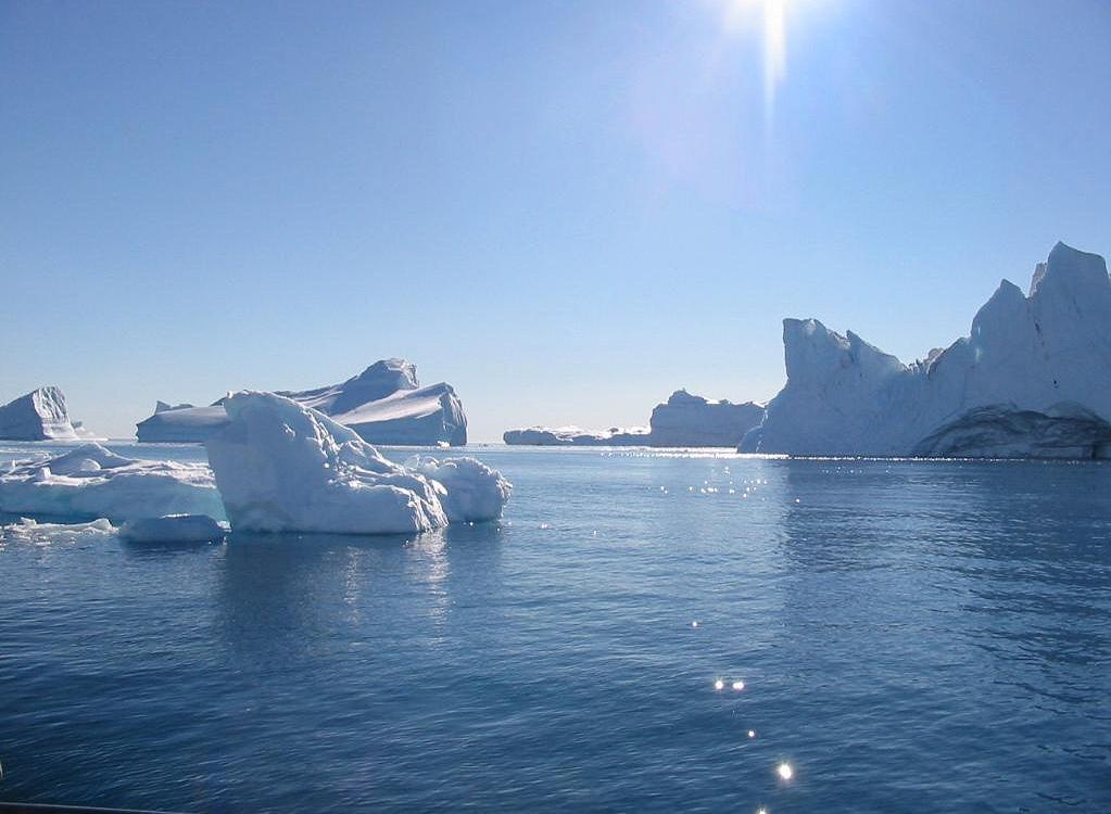 les regions polaires