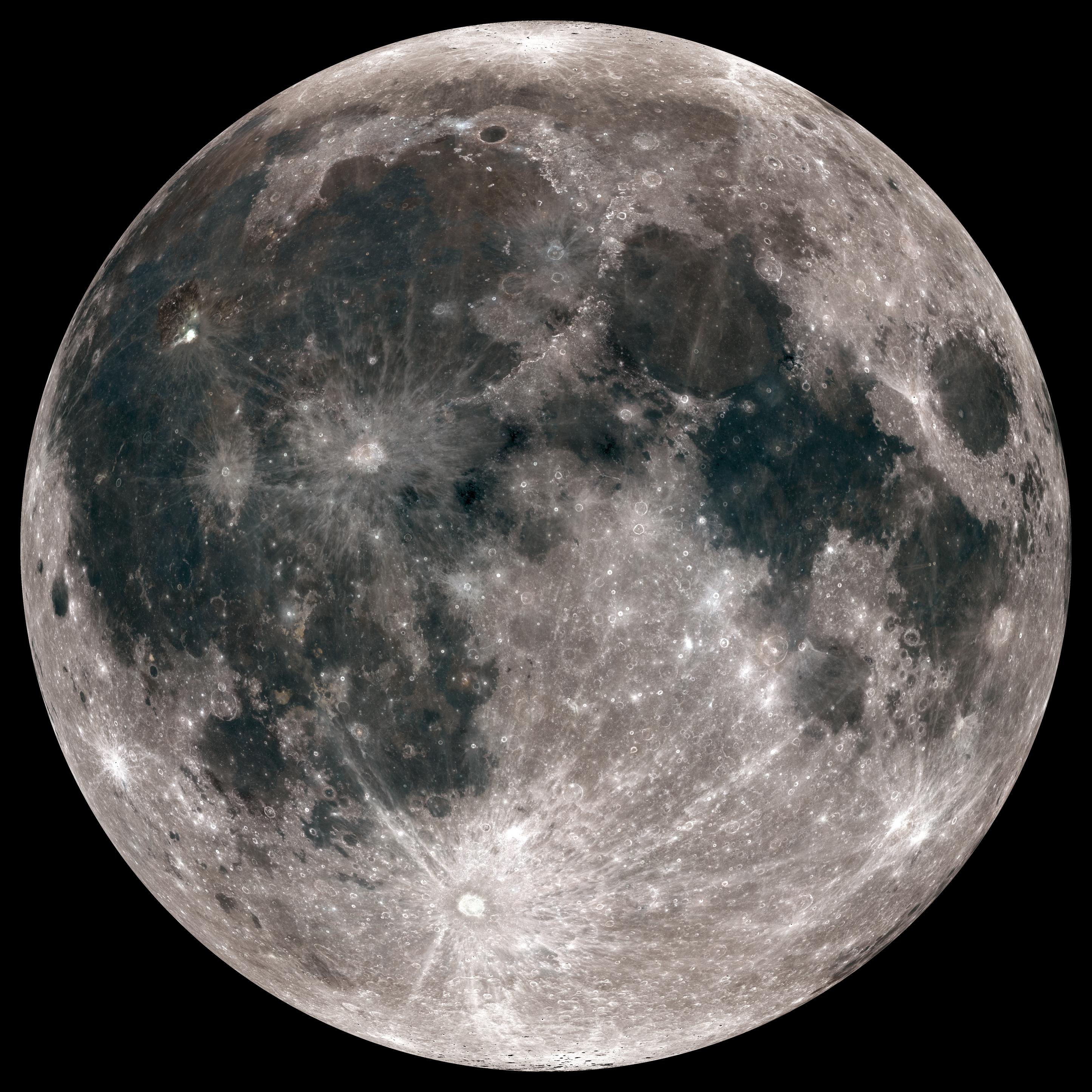 La lune for Jardin et la lune