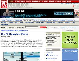 Presentation De L Iphone D Apple