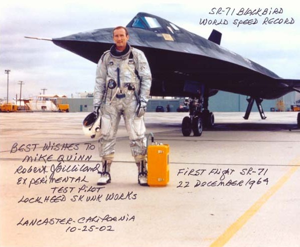 Off-Ramp® | What was the pilot of an SR-71 thinking as he