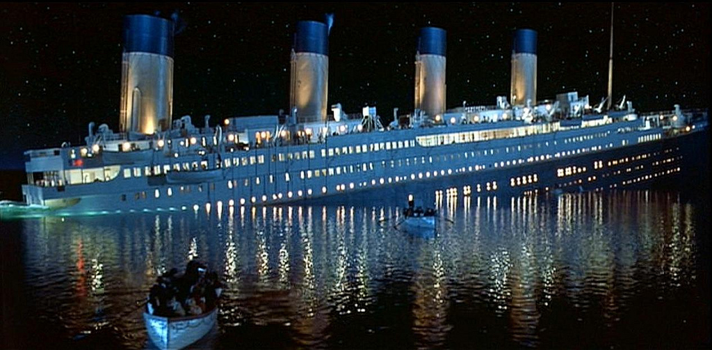 who is to blame for the titanic disaster
