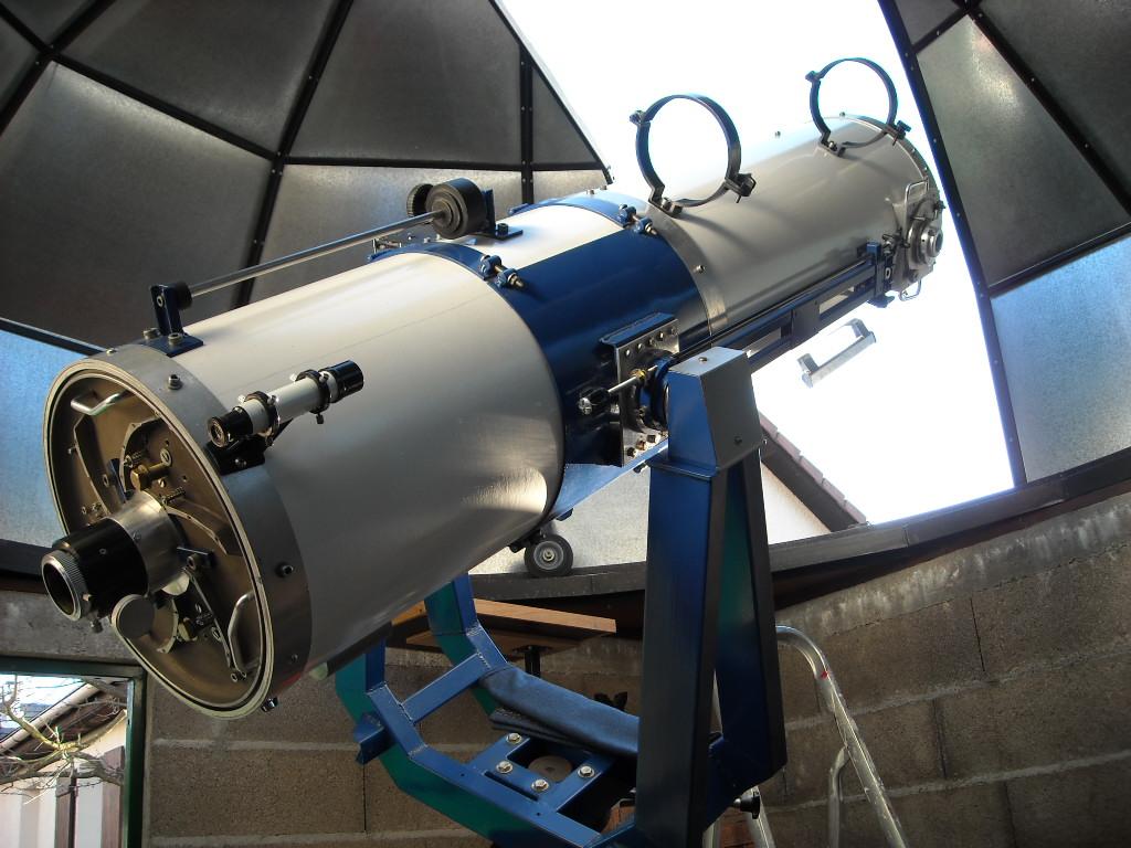Le telescope t310 for Miroir cassegrain