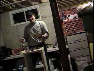 Jacques chagnon creusant son miroir de 20cm f6 for Miroir fabrication