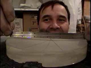 Premier test de r flexion d 39 une lampe en ajoutant de l 39 eau for Miroir fabrication