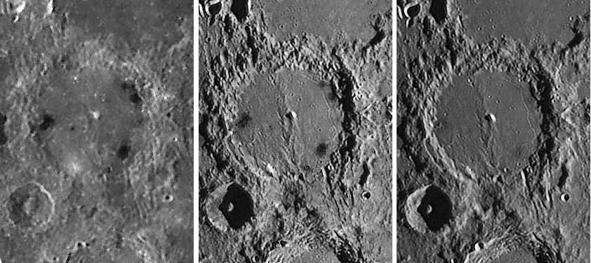 Patricio Domínguez::Observación astronómica::Luna