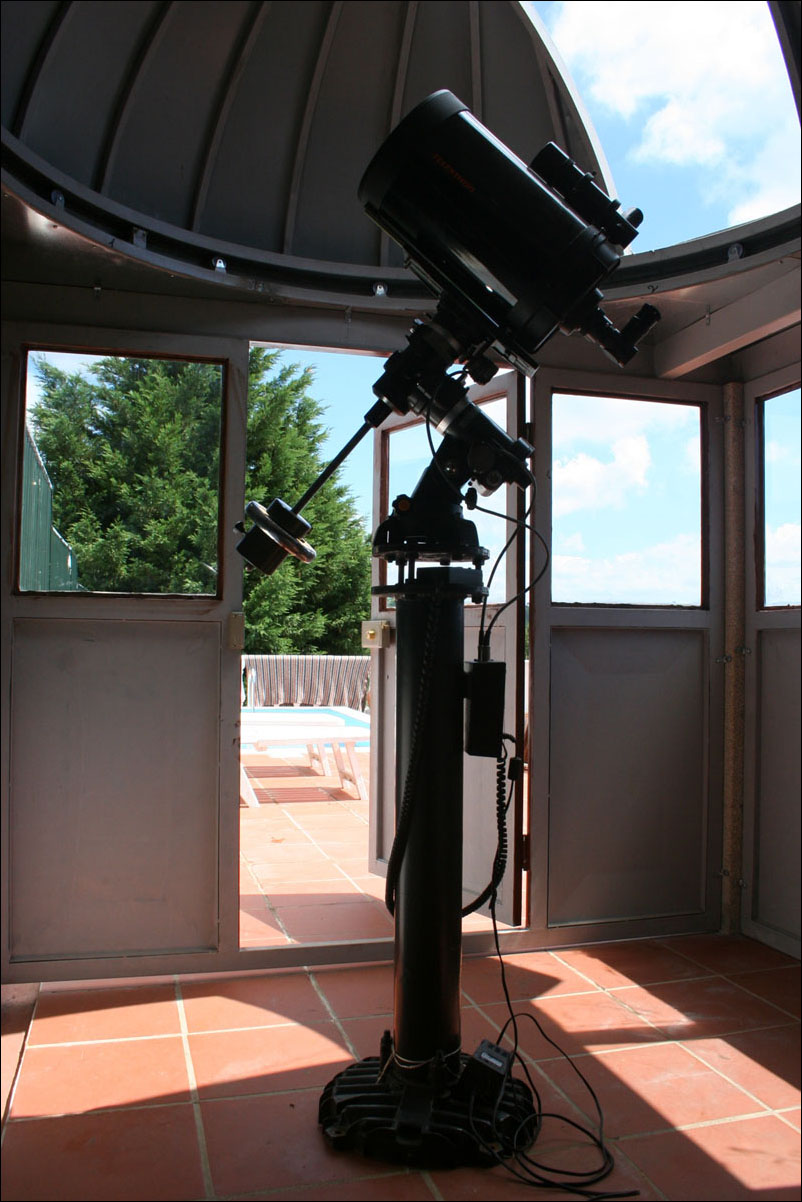 Amateur Observatories In Portugal