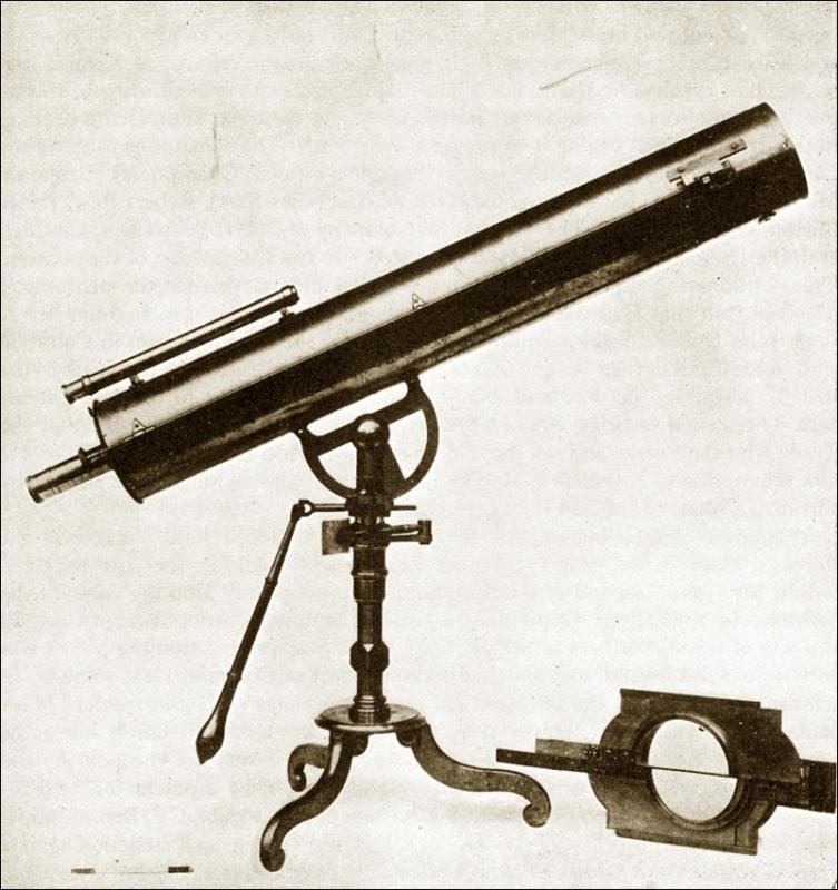 history of the telescope Reflecting telescope telescope a telescope is an instrument that aids in the observation of remote objects by collecting electromagnetic radiation (such as visible.
