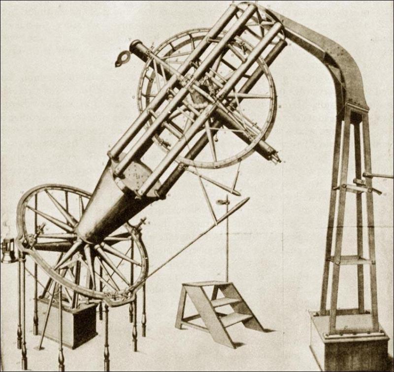 Ramsden telescope 1791