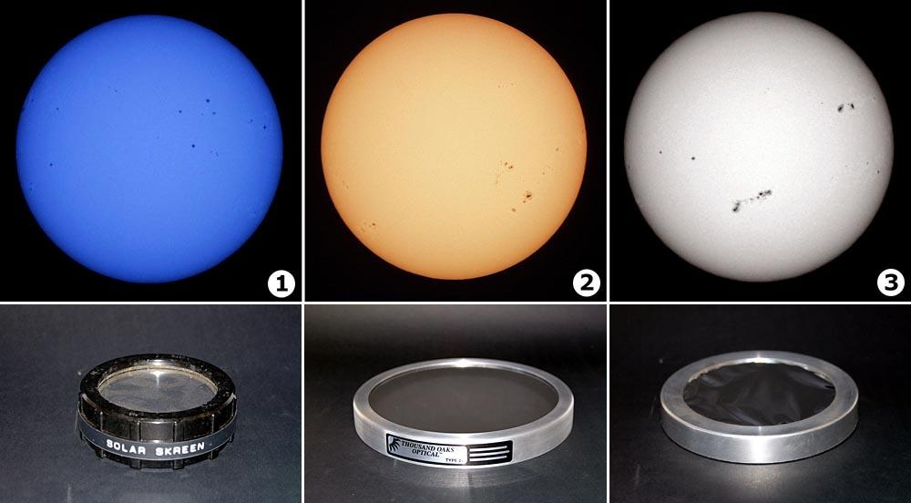 Солнечные фильтры своими руками 147