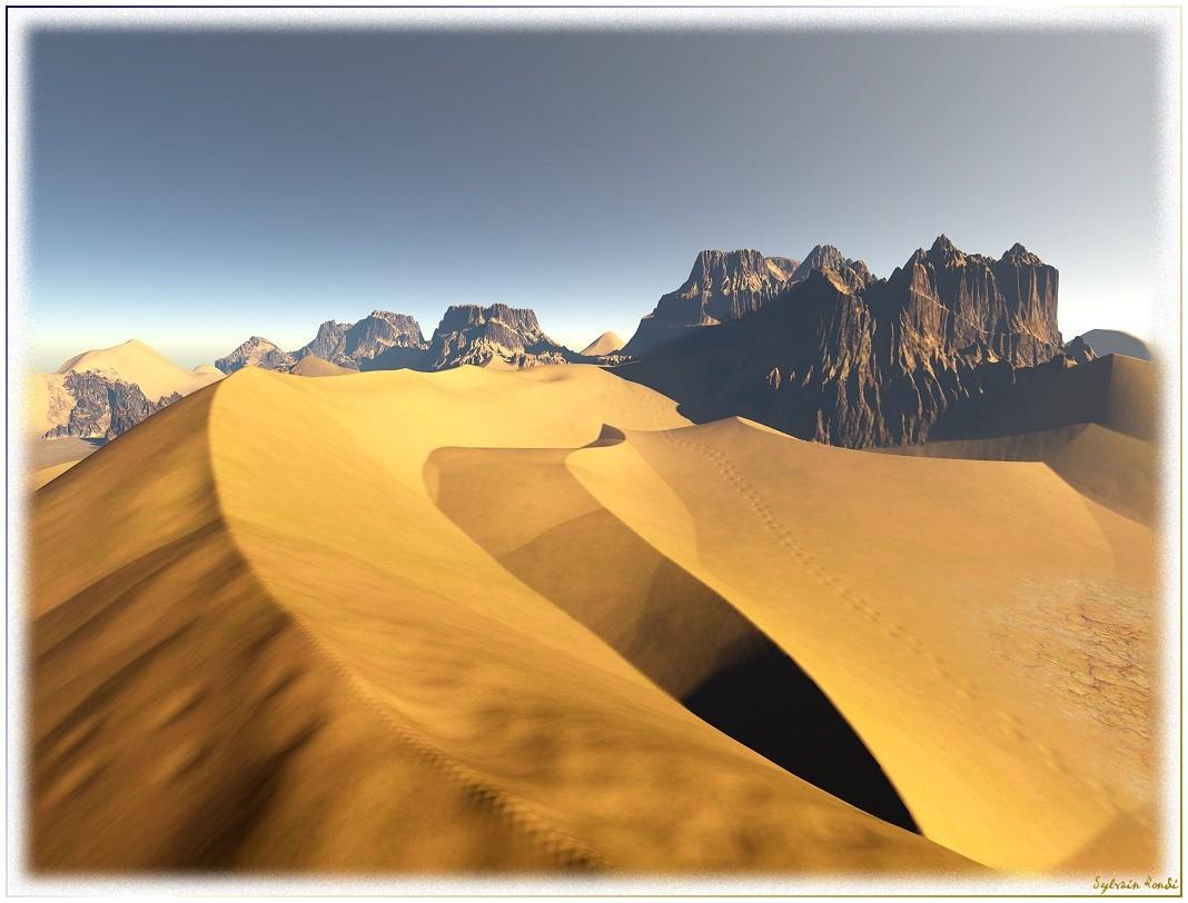 صور من صحراء الجزائر     روعة الجنوب