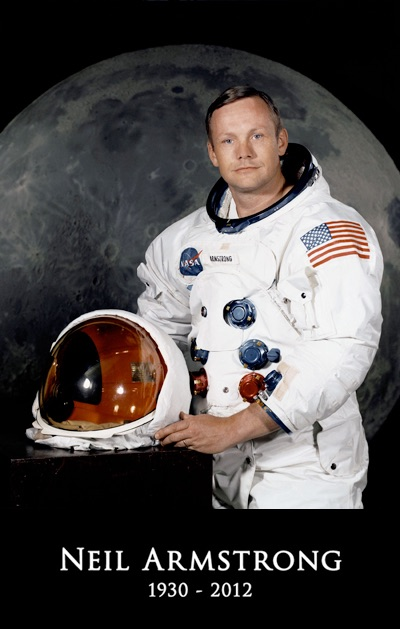 when did neil armstrong tombstone - photo #32
