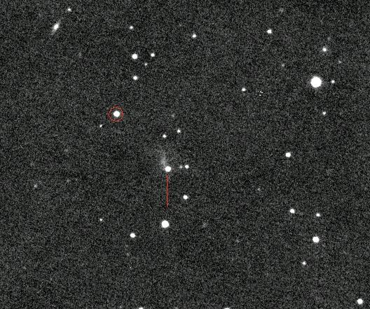 SN 2003du - Images
