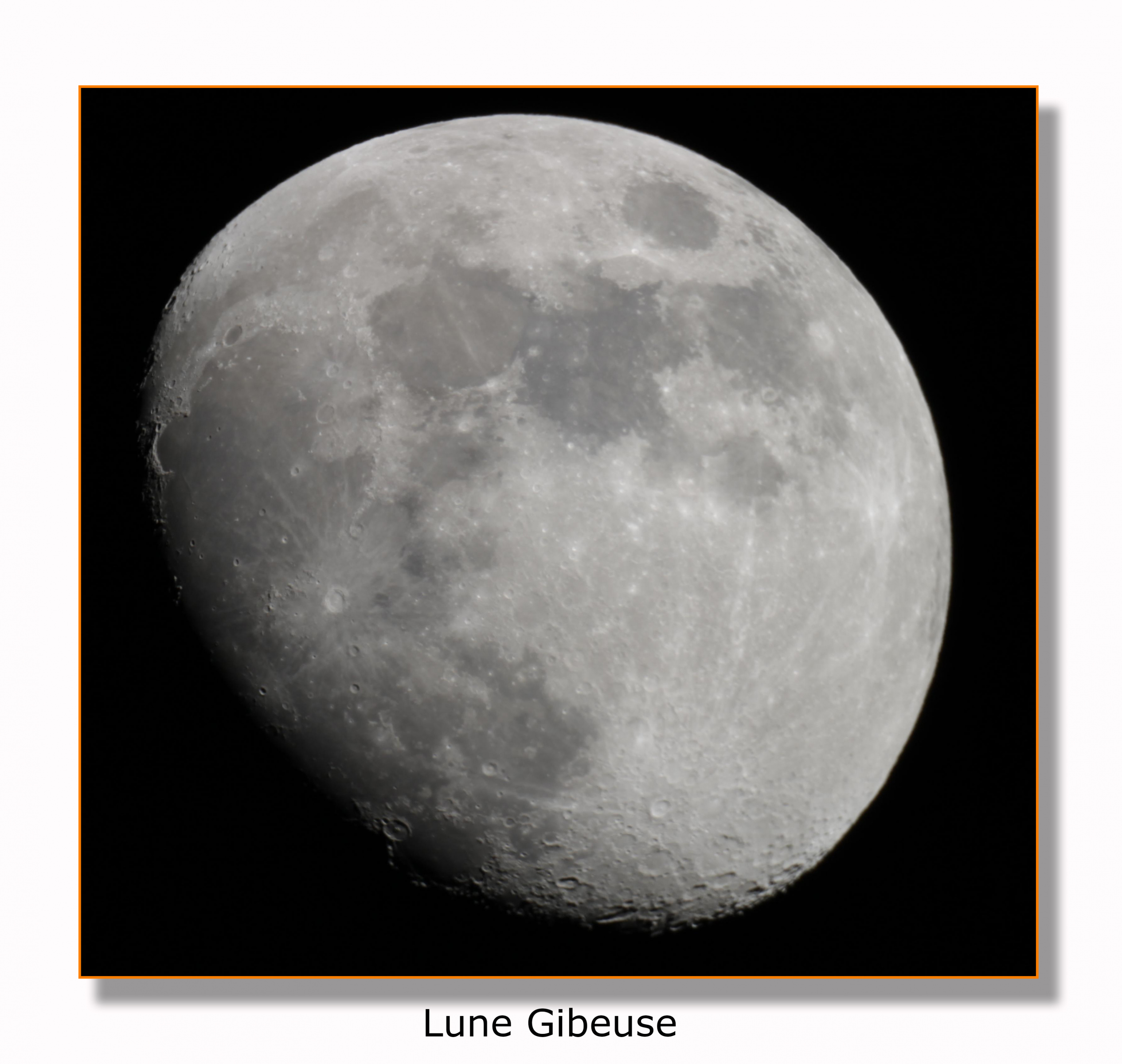 Lune gibeuse