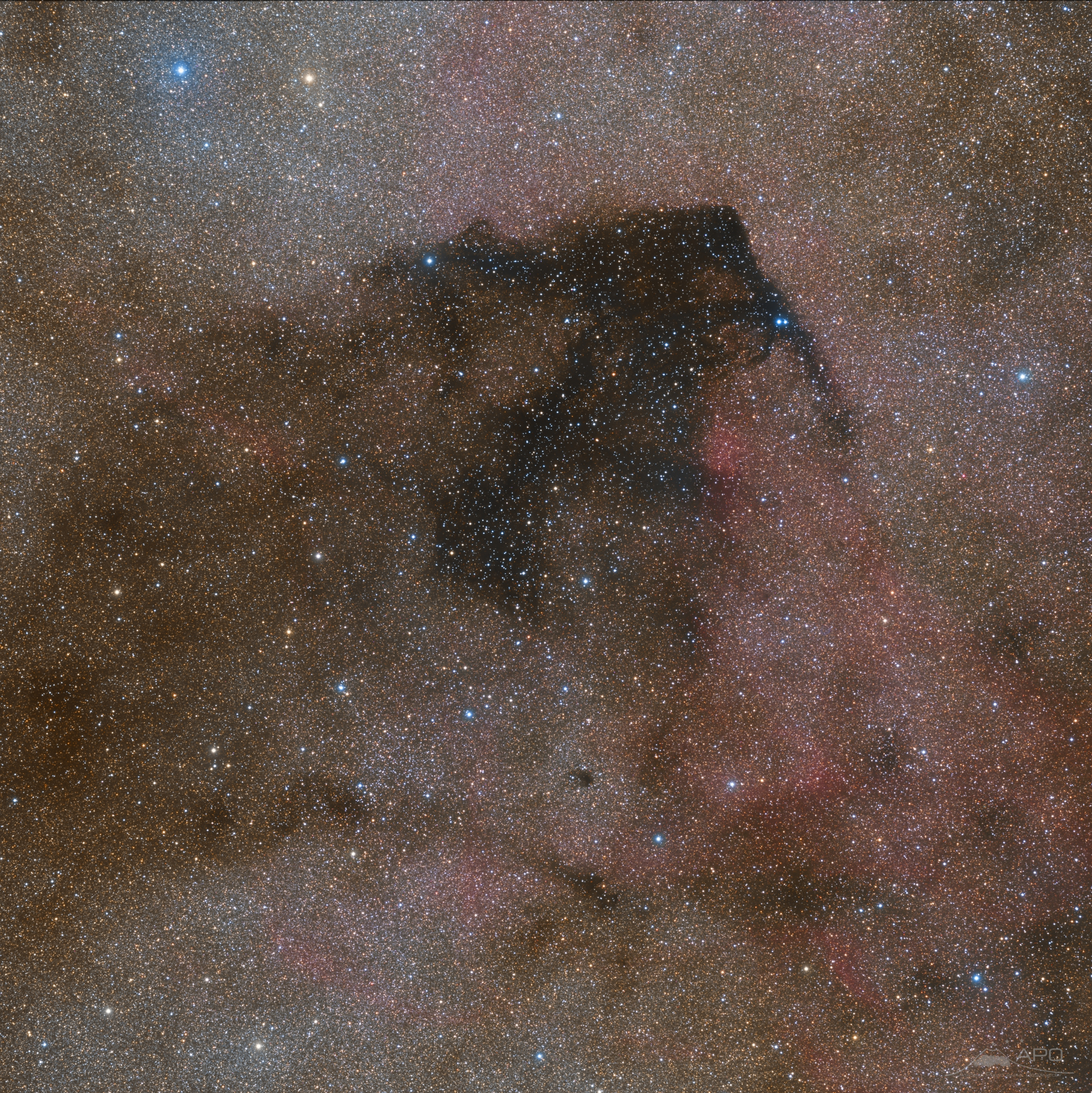 Barnard312 en version LRGB