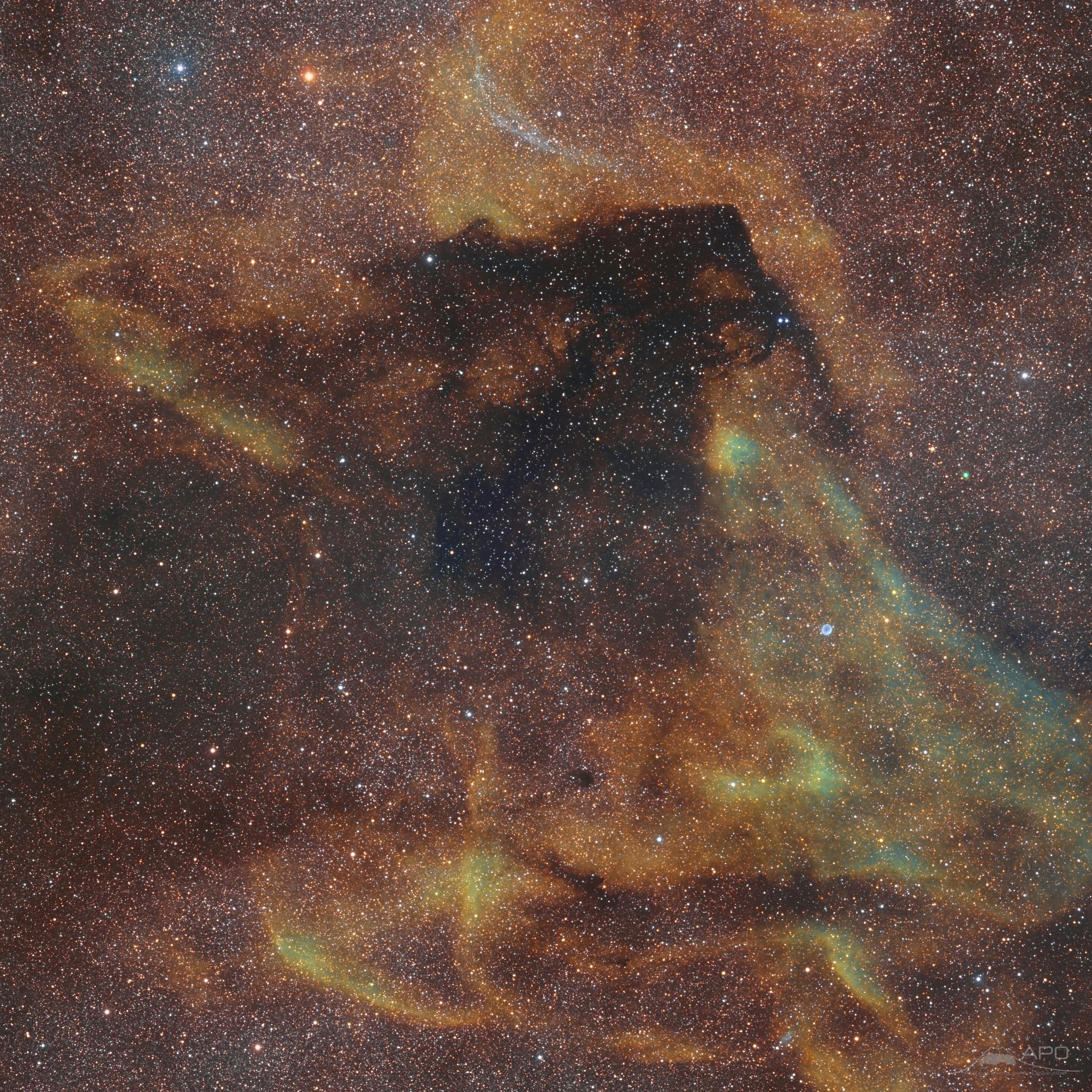 Barnard312 en version SHO