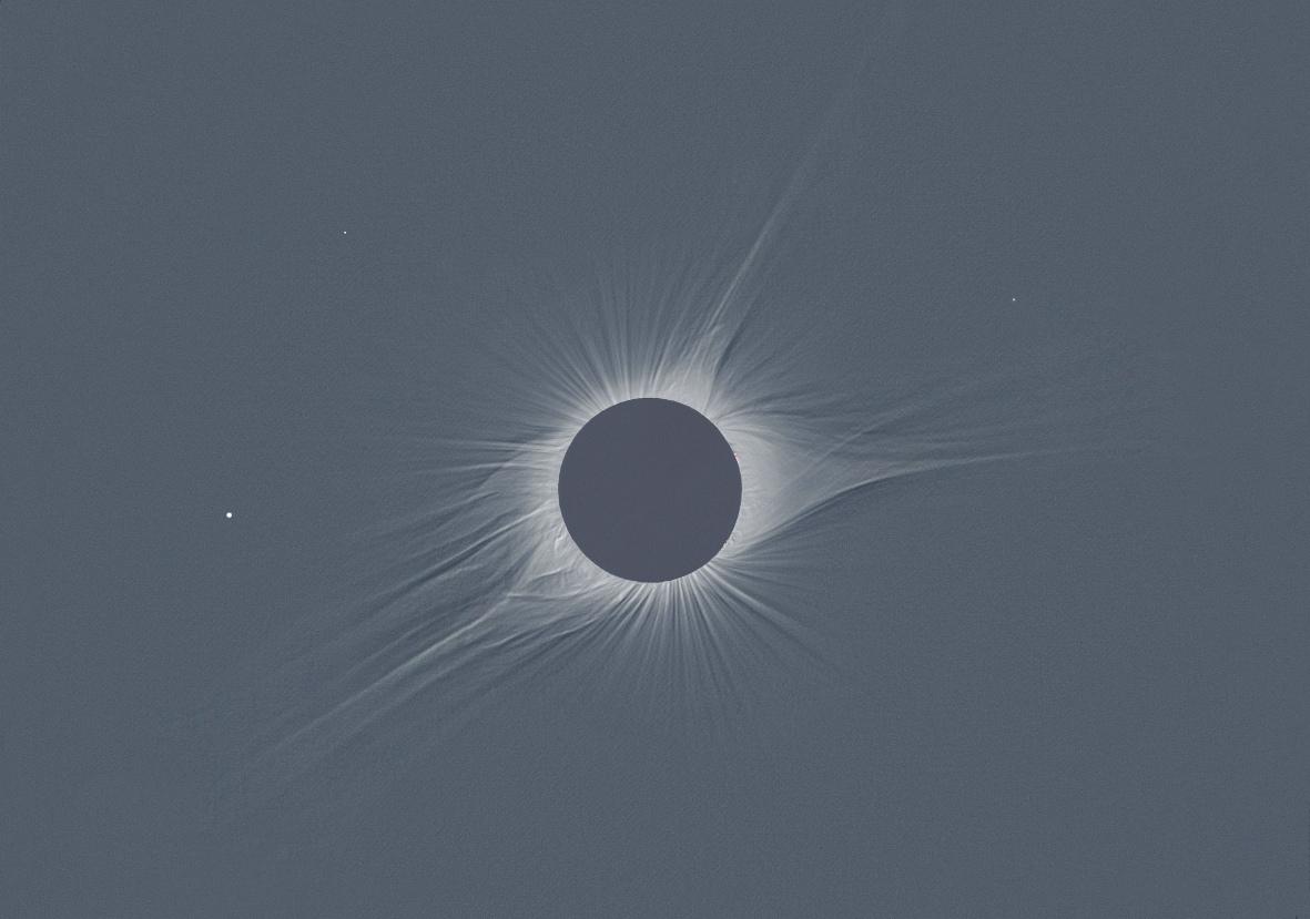 Eclipse totale de Soleil du 21/08/2017