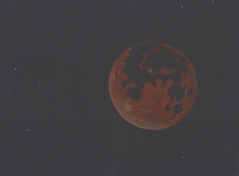 Eclipse de lune du 28/09/2015