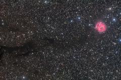 Nébuleuse du Cocon (IC5146)