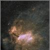 IC 4628 Nébuleuse de la Crevette V2