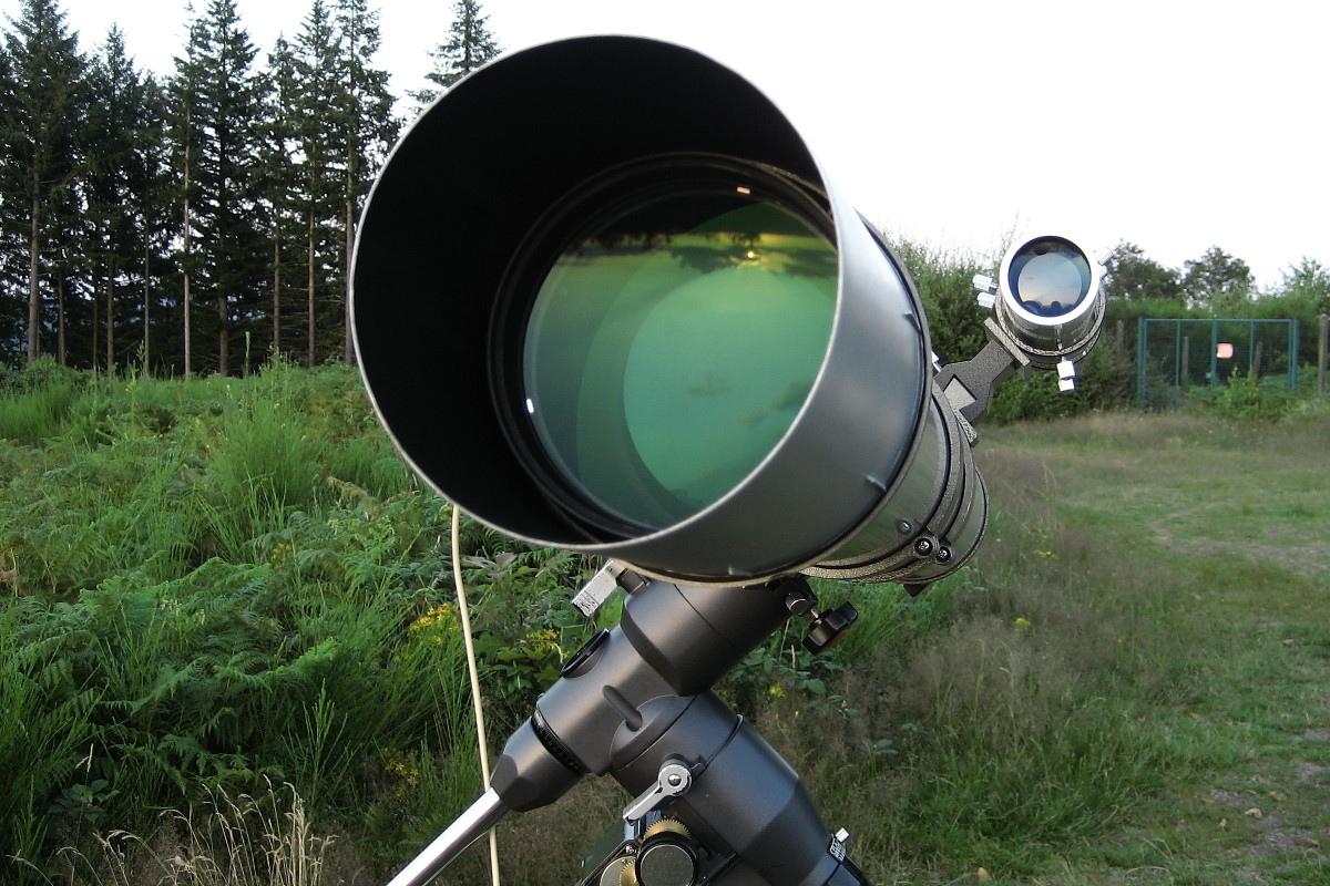 Messier Bresser 1021350 mauvaise ou bonne AR Hexafoc Lunette Rq75fwf