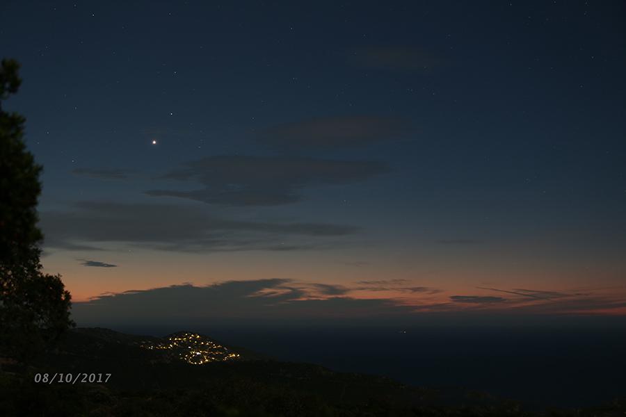 conjonction avec Vénus  du 08/10/2017 (00031983.JPG)