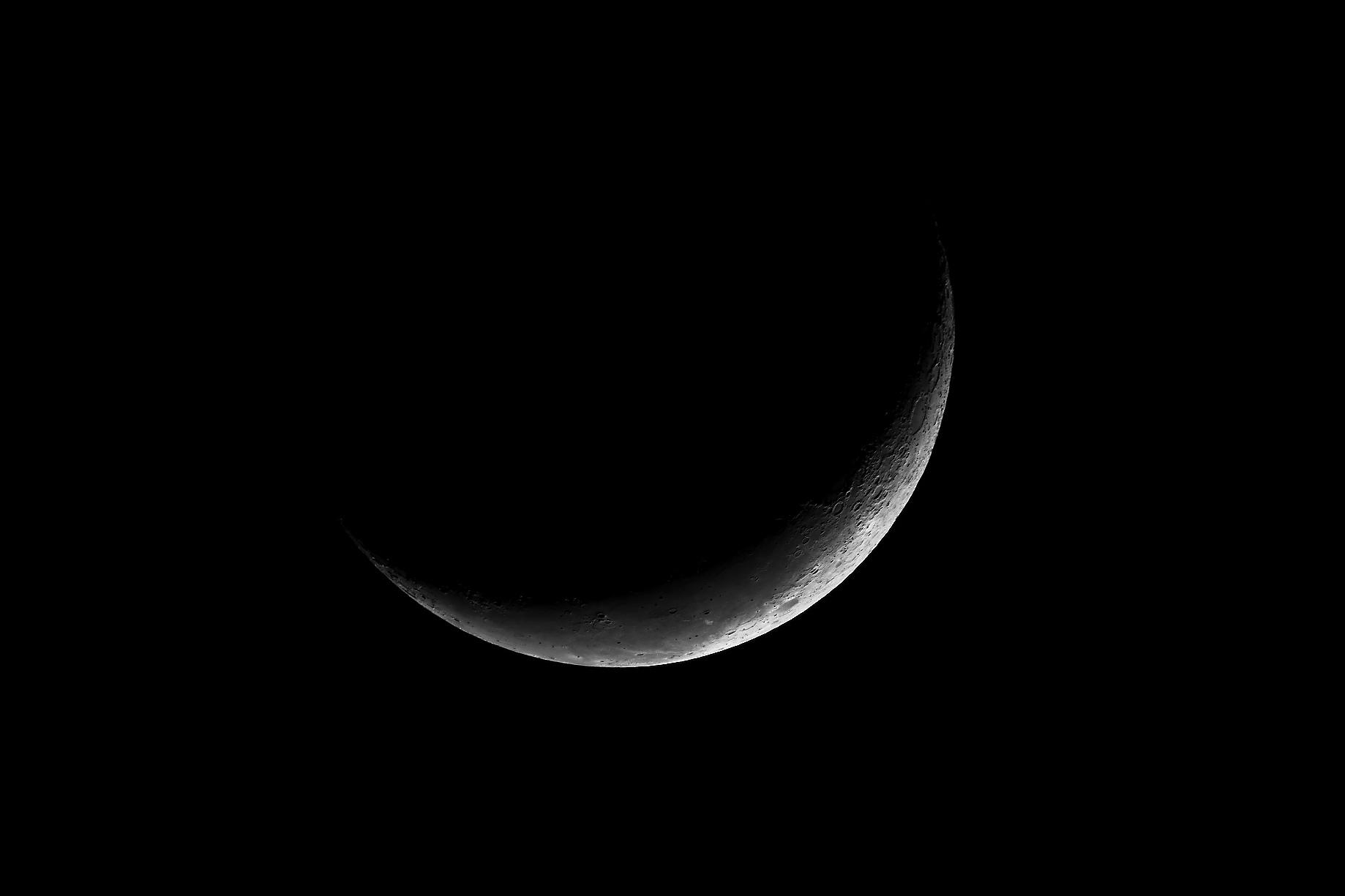 171016 - Croissant de Lune - Pollux - STL11K