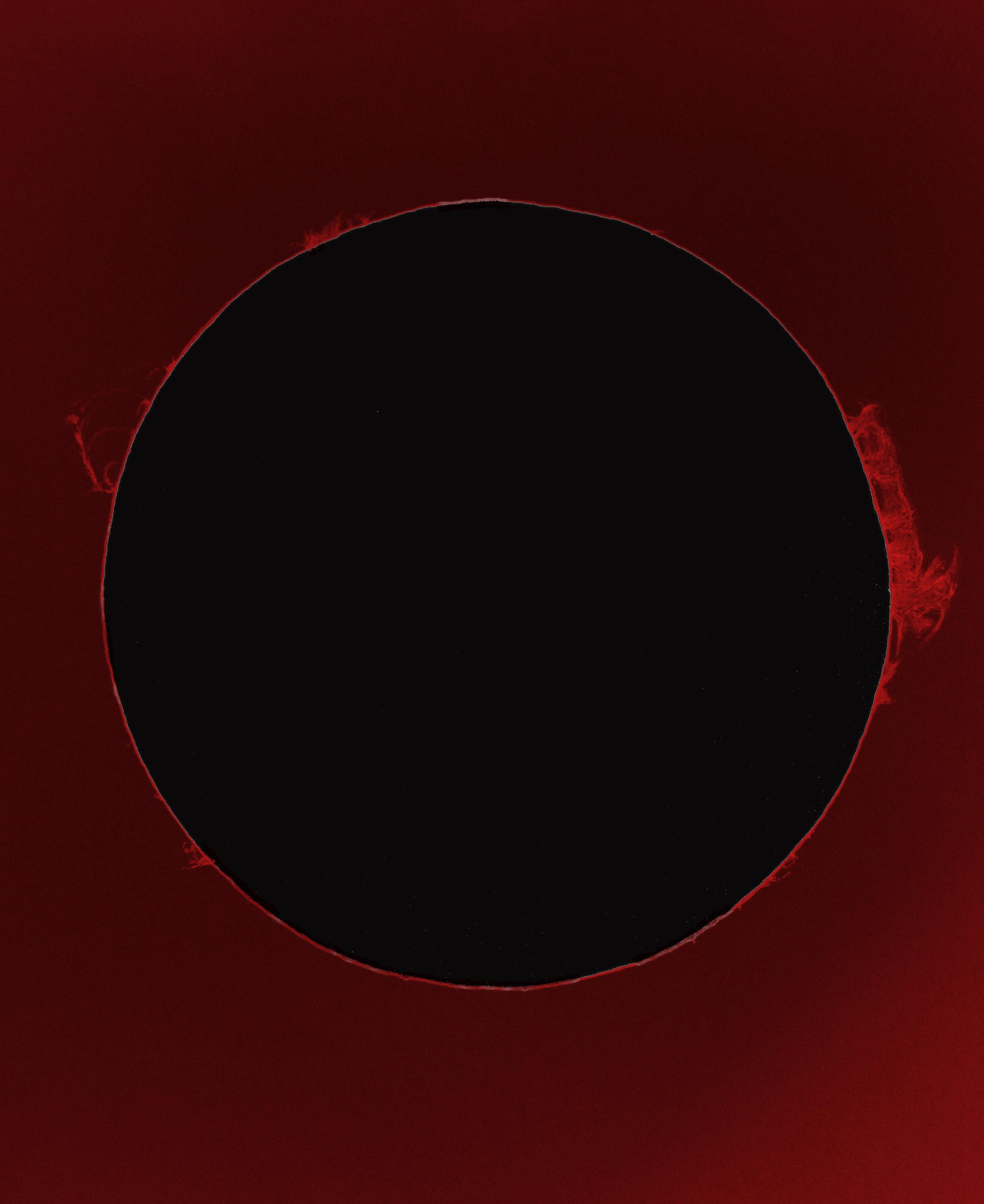 Soleil H alpha