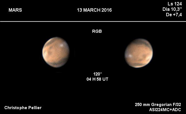 Mars - 3/03/2016