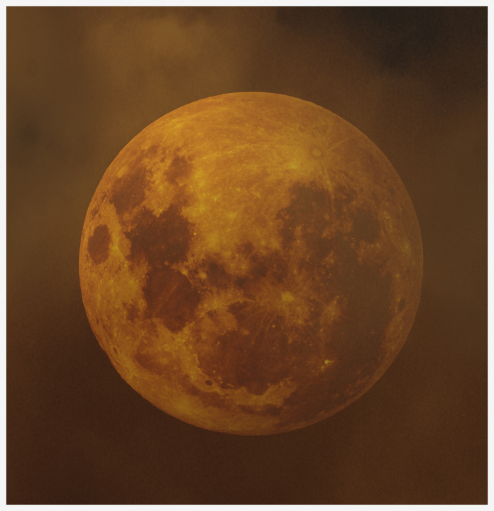 Hunter's Moon ou la Lune de Sang octobre 2017