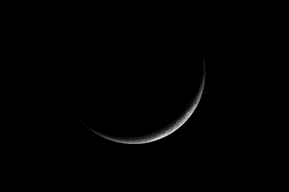 171017 - Croissant de Lune - Pollux - STL11K