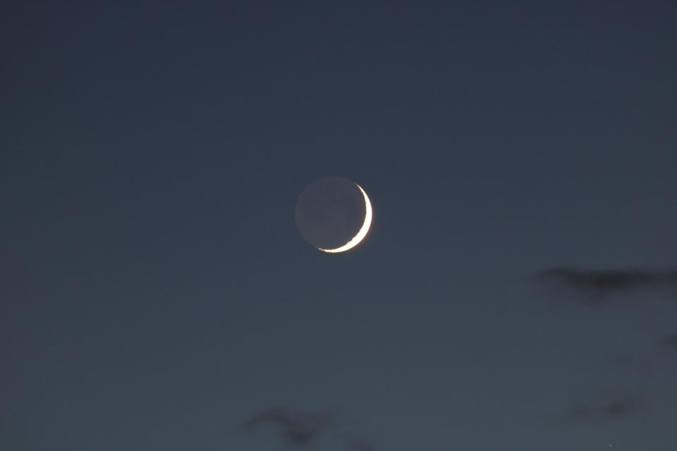 Lune du 22 octobre 2017