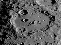 Lune - Clavius