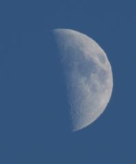 la lune,  au soir du 27/10/2017  (00033196.JPG)