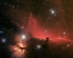 IC 434 en mode RVB