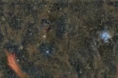 M45, California & dust à l'A7s