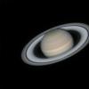 Saturne le 25 mai 2017 00h55TU