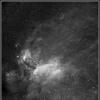ic 4628 La nébuleuse de la crevette dans le Scorpion