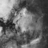 Pelican en H-Alpha (IC 5070)