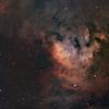 NGC7822  SHO