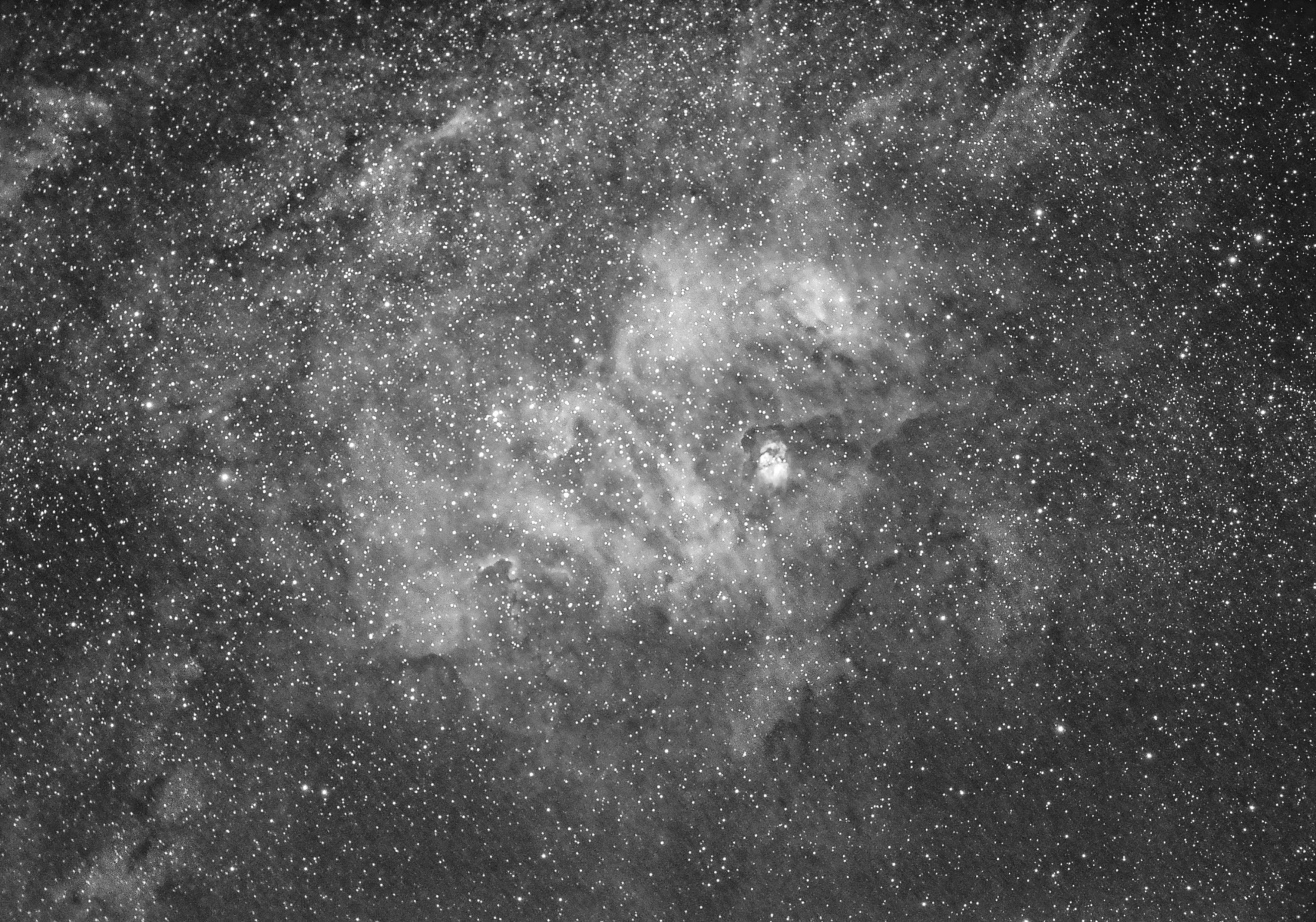 Serpent-Sh2-54 NGC 6604 Ha V2