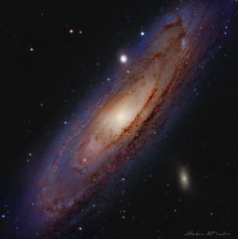 M31 starless