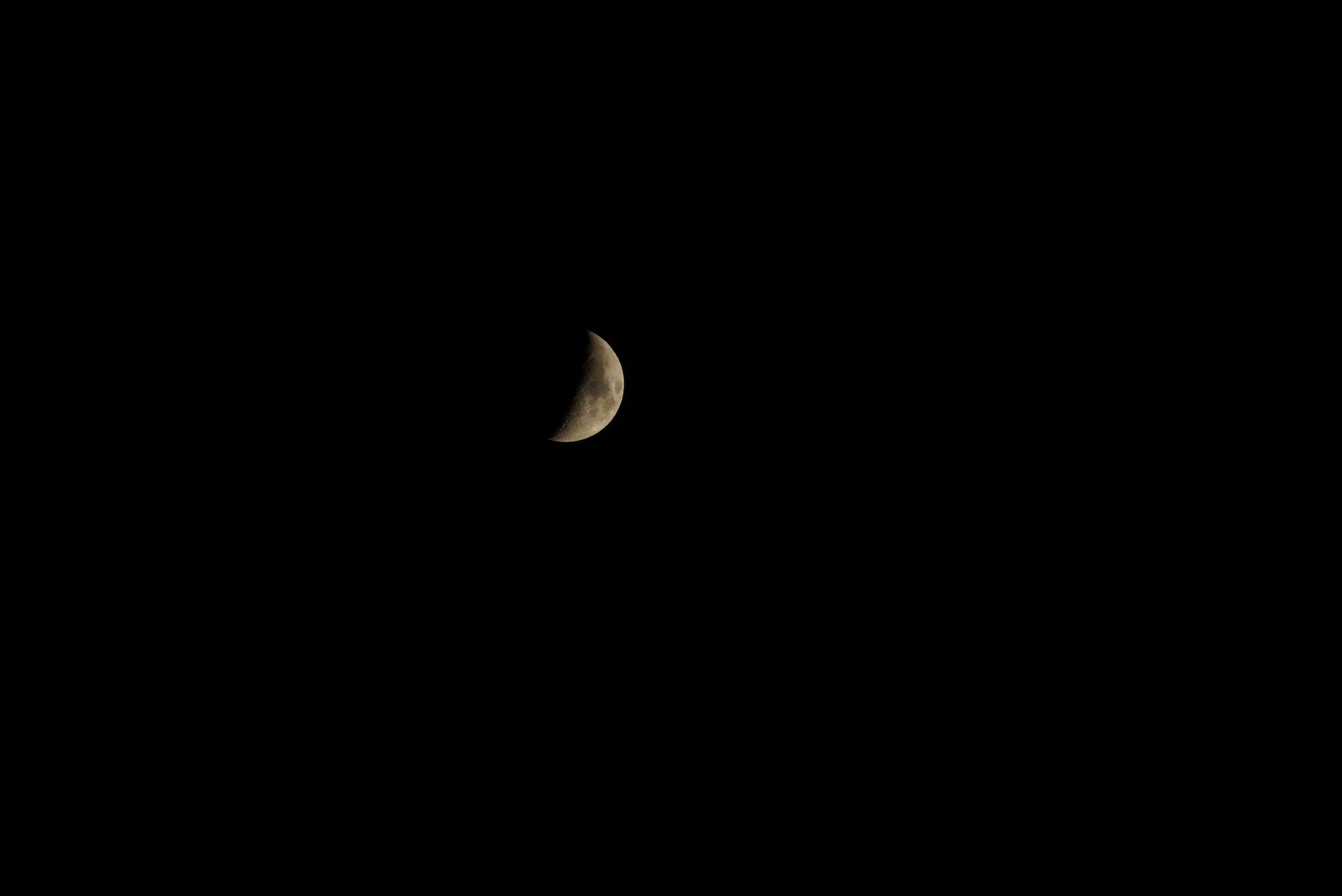 Lune de 26 novembre. A7s+Tamron 300mm