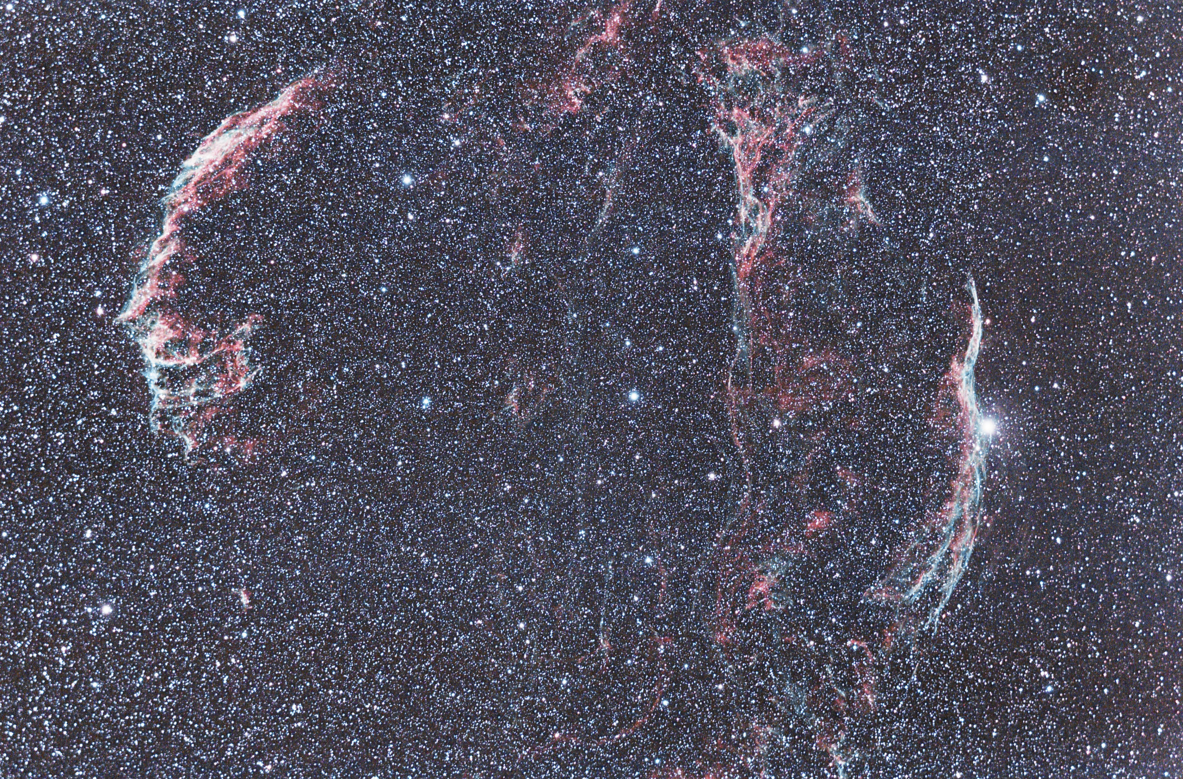 NGC6960 - Dentelles du Cygne