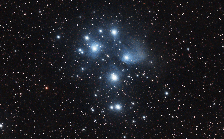 M45 - LesPleiades (très rapides)