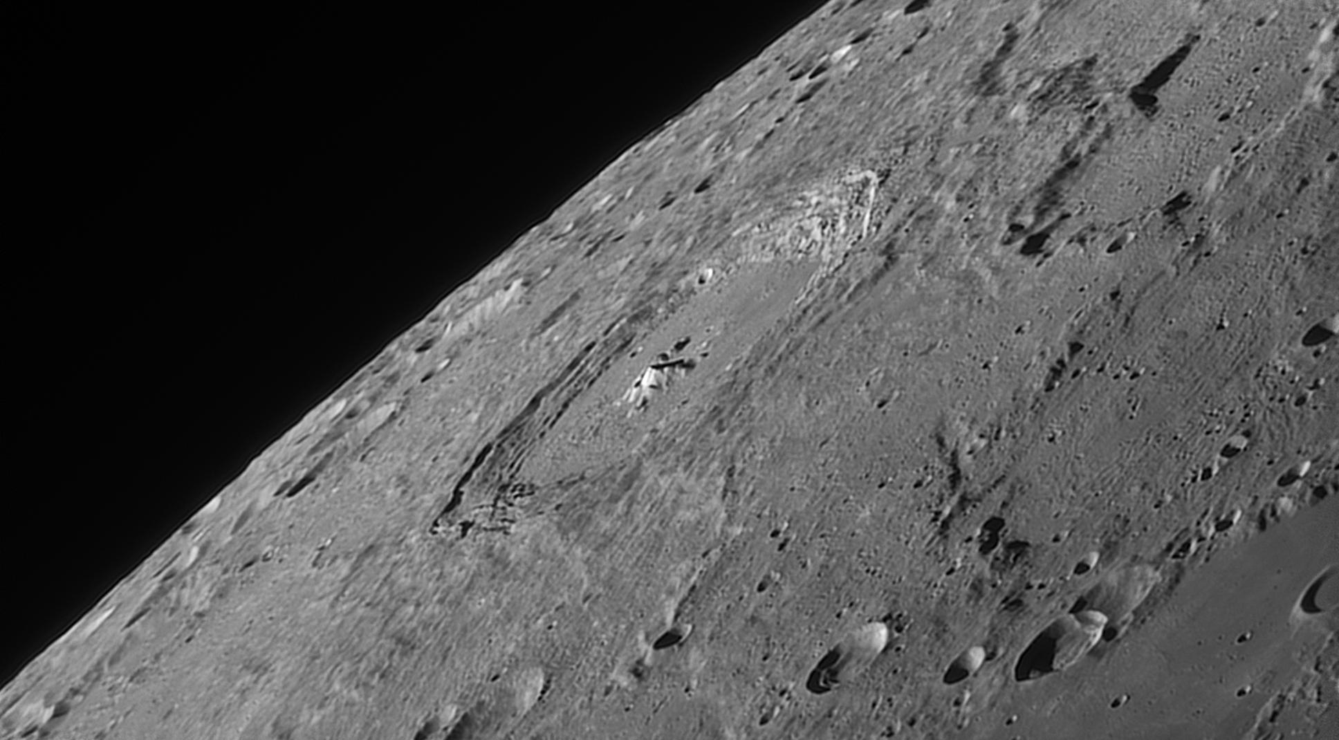 Lune - Pythagore au N300, le 13/10/2017 .
