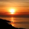 La Corse,  au matin du 25/10/2017